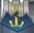 Gassan kunimitsu symbol