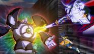 Lost Angel breaking through Guardian Shield GO 13
