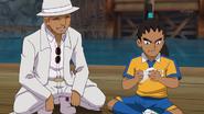 Nishiki eating GO 30