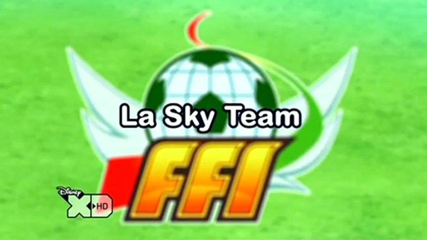 Inazuma Eleven 109FR!La Sky Team!