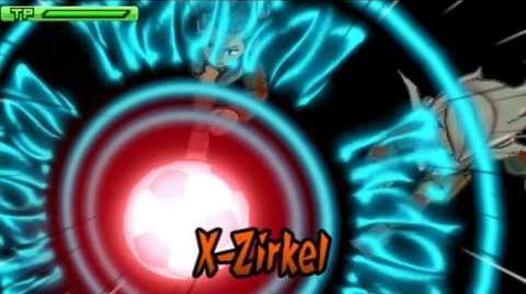 Inazuma Eleven GO - X-Zirkel