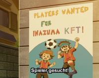 Inazuma Kids FC sucht Mitglieder
