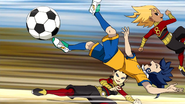 Tsurugi became injured CS 29 HQ