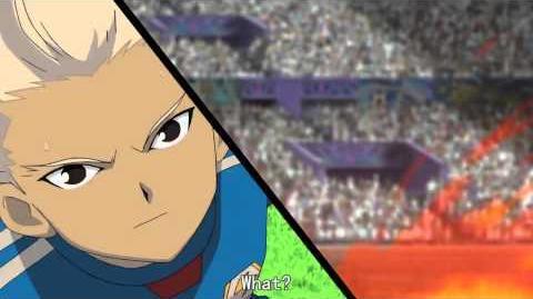 Inazuma Eleven(イナズマイレブン)爆熱スクリュー vs ボルケトーカット V2