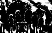 Teikoku in Manga