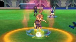 Ultimate Eleven Hissatsu - Joker Rains (Chuvas de Coringa)