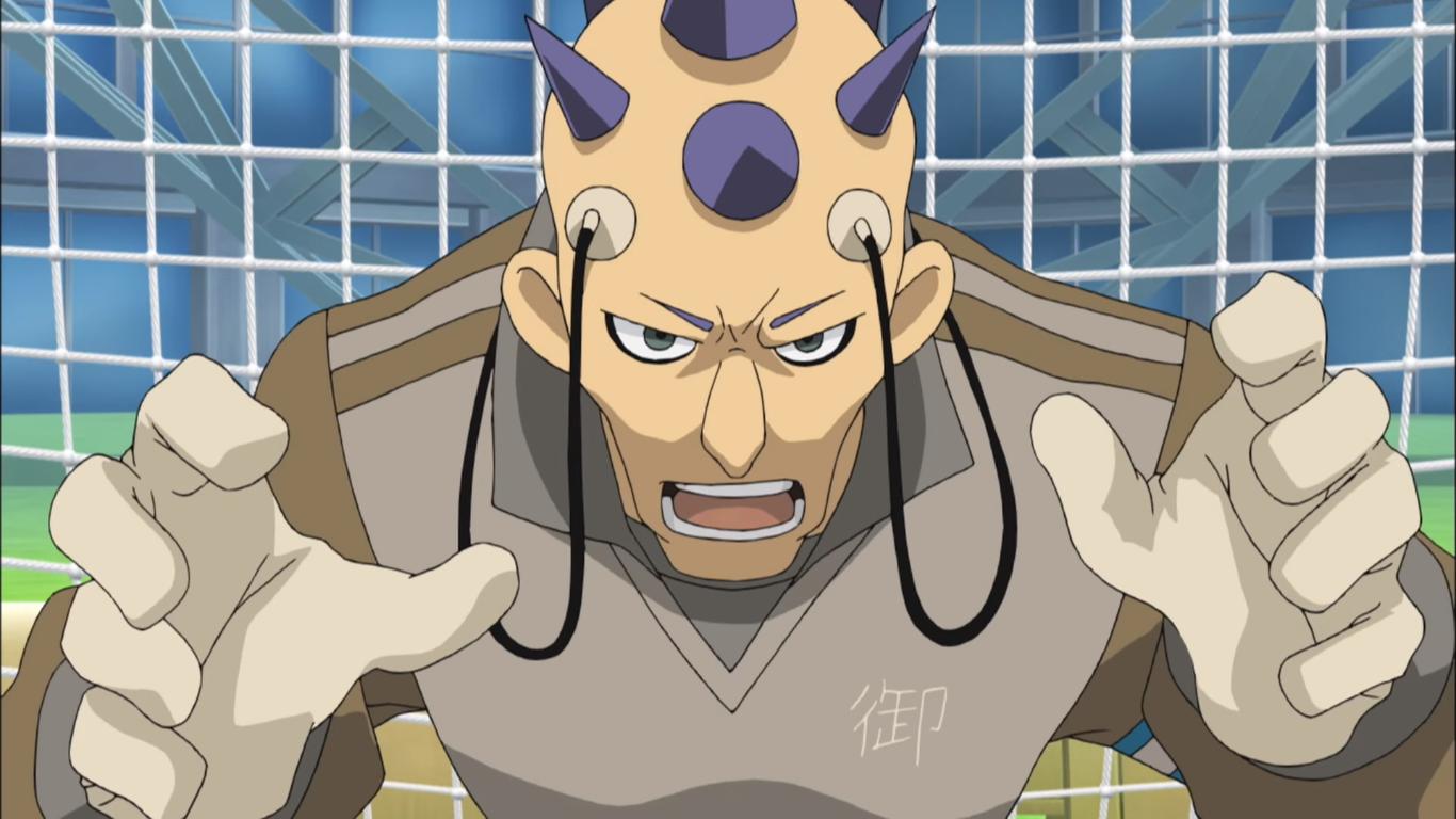 Sugimori Takeshi | Inazuma Eleven Wiki | FANDOM powered by Wikia