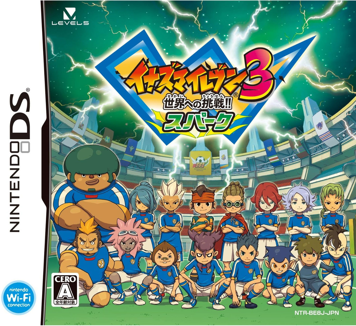 inazuma eleven 3 the ogre patch fr