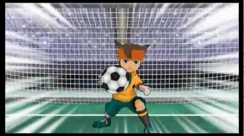 Inazuma Eleven Strikers - God Hand