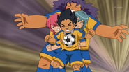 Four persons defense Raimon InaGO44 HQ