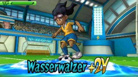 Inazuma Eleven GO - Wasserwalzer