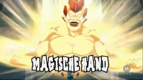 Magische Hand German HD