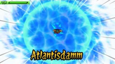 Inazuma Eleven GO - Atlantisdamm