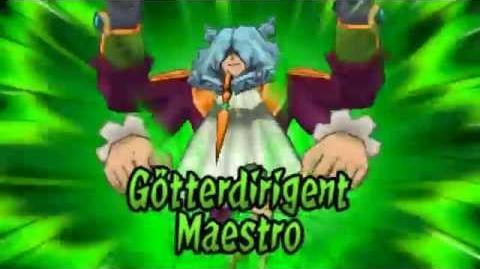 Inazuma Eleven GO - Götterdirigent Maestro