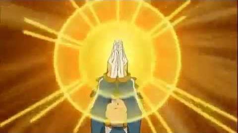 Inazuma Eleven main de l'infinie