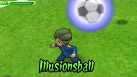 Inazuma Eleven GO - Illusionsball