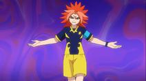 Taimu Toransu Anime Orion 2