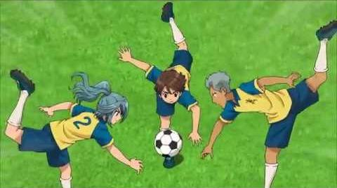 Inazuma Eleven Reloaded-The Phoenix