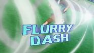 Flurry Dash Ares English