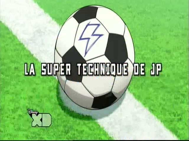 Inazuma ElevenGo Fr 14 ! La Super Technique De JP!