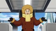 Scoglio in winter clothing