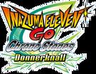 Inazuma Eleven GO Chrono Stones Donnerknall Logo