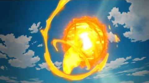 Inazuma Eleven Go InaDan Sunshine Storm