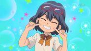 Haruna after pranking Kogure