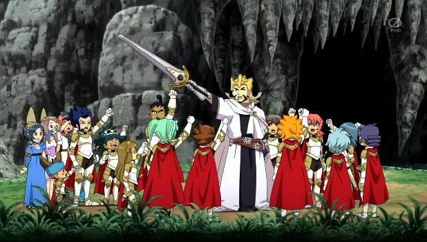 Chevaliers de la table ronde wiki inazuma eleven - Liste des chevaliers de la table ronde ...