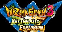 Inazuma Eleven 3 Logo deutsch