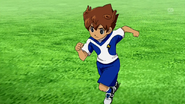 Tenma without his armband