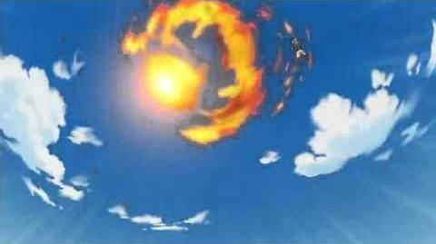 Inazuma Eleven (イナズマイレブン) Bakunetsu Screw VS Fist of Justice G5