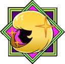 Fake Blonde N emblem