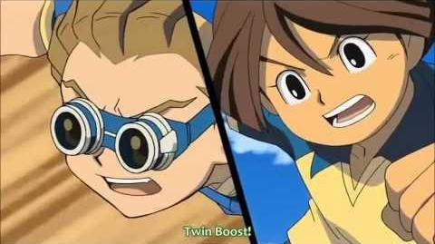 Inazuma Eleven - Twin Boost