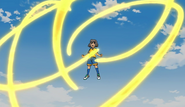 Shindou trying Keshin Armed CS 15 HQ
