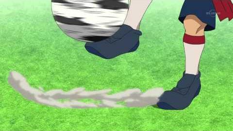 Inazuma Eleven Go(イナズマイレブン Go)Majin Pegasus 魔神ペガサス