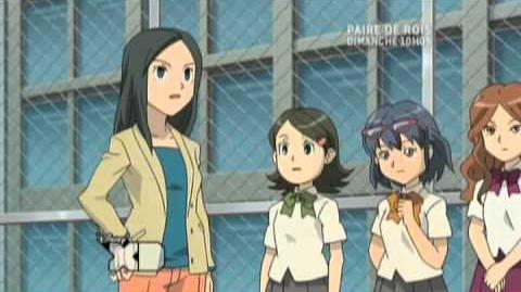 Inazuma Eleven 30 La Menace de l'Académie Alius