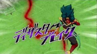 Inazuma Eleven Go 2 Chrono Stone - Disaster Break HD