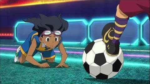 Inazuma Eleven GO Trick Ball (トリックボール)