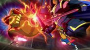 Sengoku Bushin Musashi VS Juuki Hei Baron GO 31 HQ
