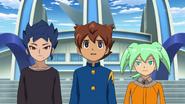 Tenma getting Nervous CS03 HQ