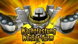 Wachtfestung Weißer Turm