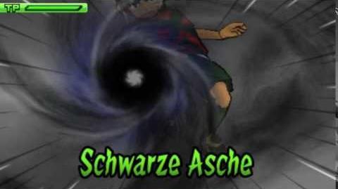 Inazuma Eleven GO - Schwarze Asche-0