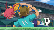Kirino losing ball on purpose GO 6 HQ