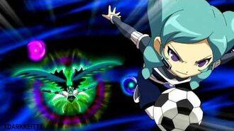 Inazuma Eleven GO Chrono Stone Shoot Command K02