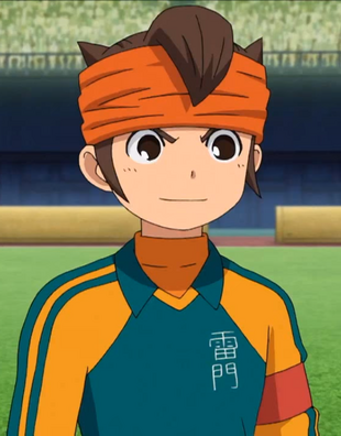 mark evans wiki inazuma eleven fandom powered by wikia. Black Bedroom Furniture Sets. Home Design Ideas