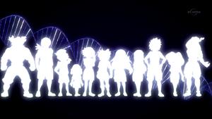 Second Stage Children
