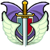 Dark angel emblem
