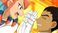 Midori Angry At Nishiki