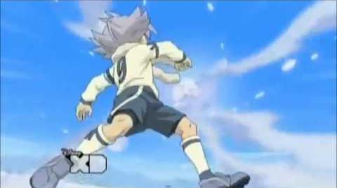 Inazuma Eleven Blizzard Eternel - Anime